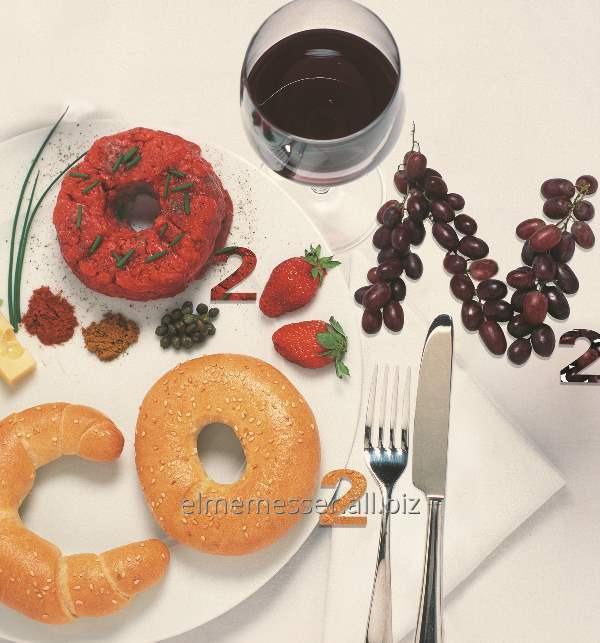 Пищевые газовые смеси