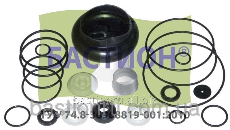 Купить Ремкомплект Главного тормозного крана К-700/К-701/К-702 (с пластмассовыми деталями)