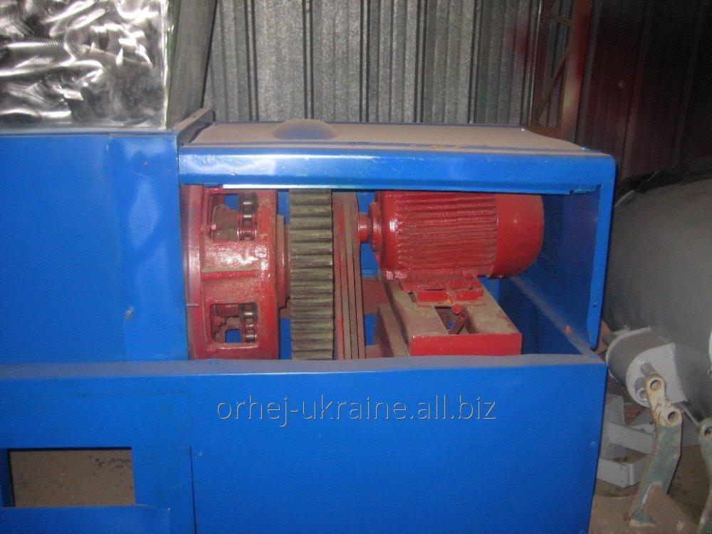 Пресс ВПШ-5 для производства яблочного сока