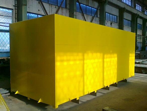 Контейнеры.Завод металлоконструкций и железобетонных изделий Кременчуг
