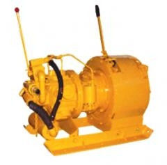 Лебедка ШВА-1800*0.25 шахтная вспомогательная