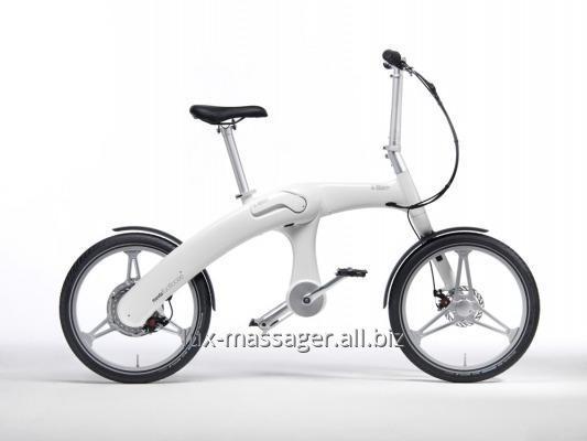"""Гибридный велосипед Mando Footloose белый 20"""""""