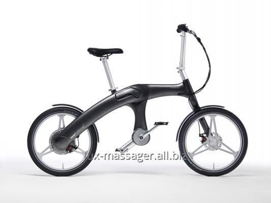 """Гибридный велосипед Mando Footloose серый матовый 20"""""""