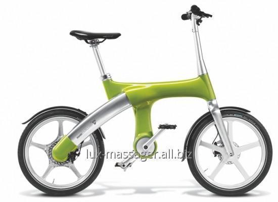 """Гибридный велосипед Mando Footloose IM зеленый 20"""""""