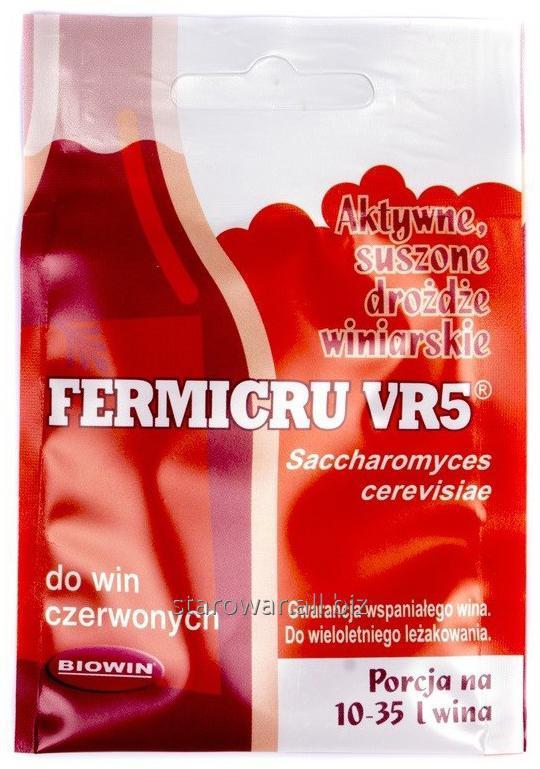 Сушеные дрожжи Fermicru VR5 Biowin