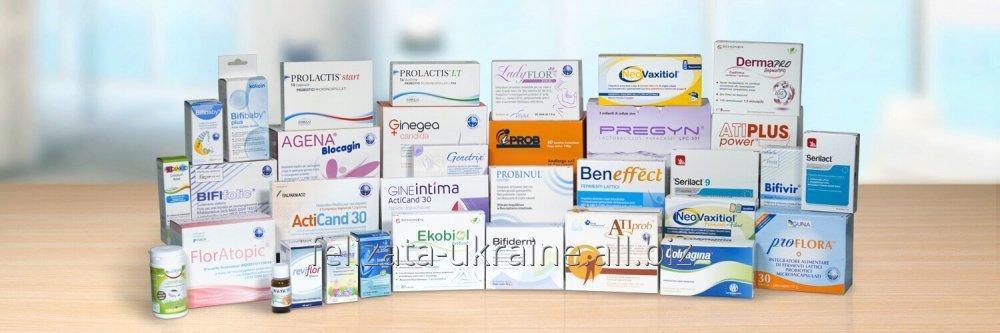 Пробиотики ( Италия) для пр-ва БАД, функциональных продуктов