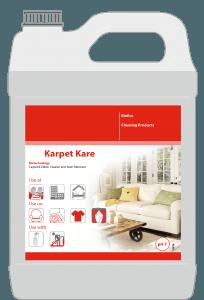 Купить Средство для чистки ковров, ковровых покрытий, текстиля, BIO Karpet Kare, 1л, 5л