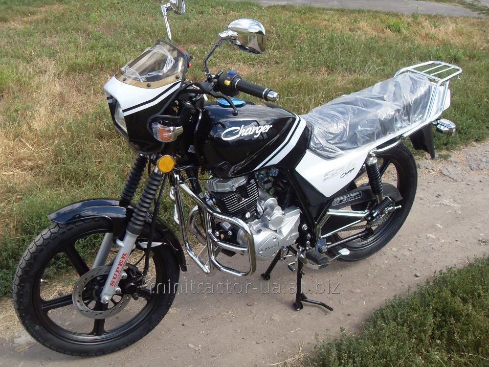 Мотоцикл Soul Charger (150 кубов)