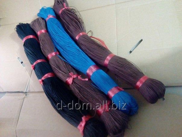 Шнур вощеный ( разные цвета )