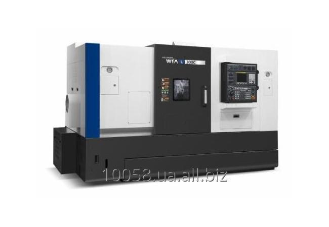 Стандартный токарный центр Hyundai wia L300MSC