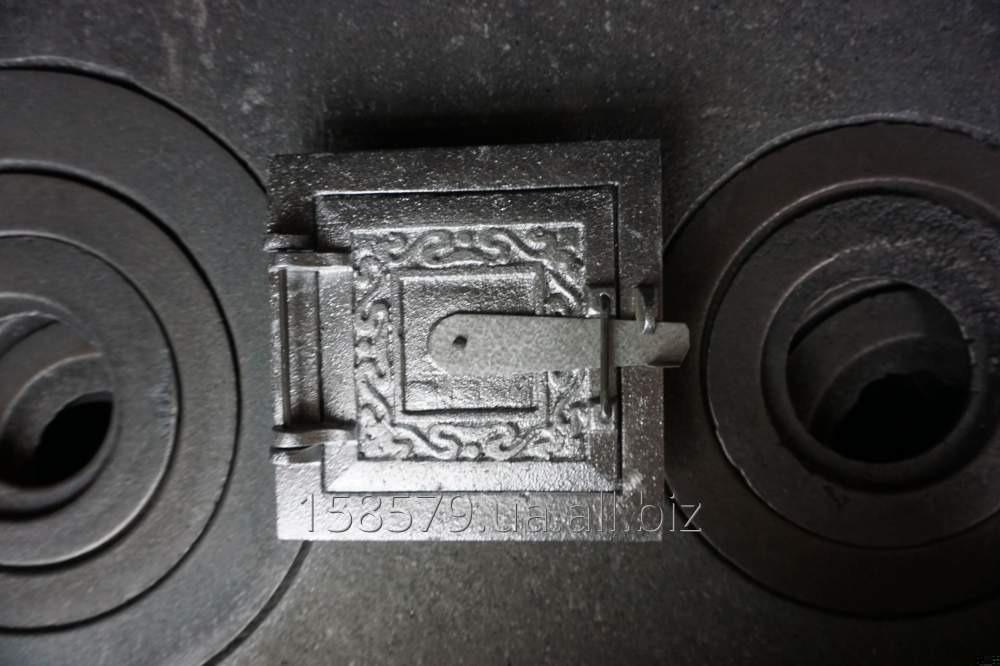 Дверца прочистная алюминиевая