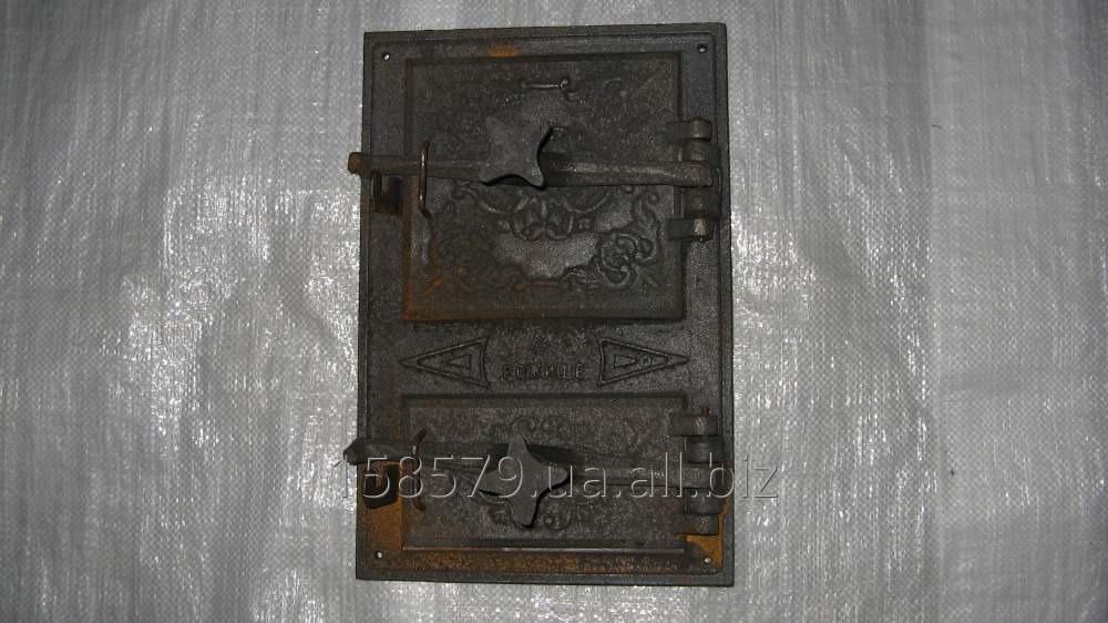 Door sparka (R) ShP-02 (280х420) (200х370) 9 kg
