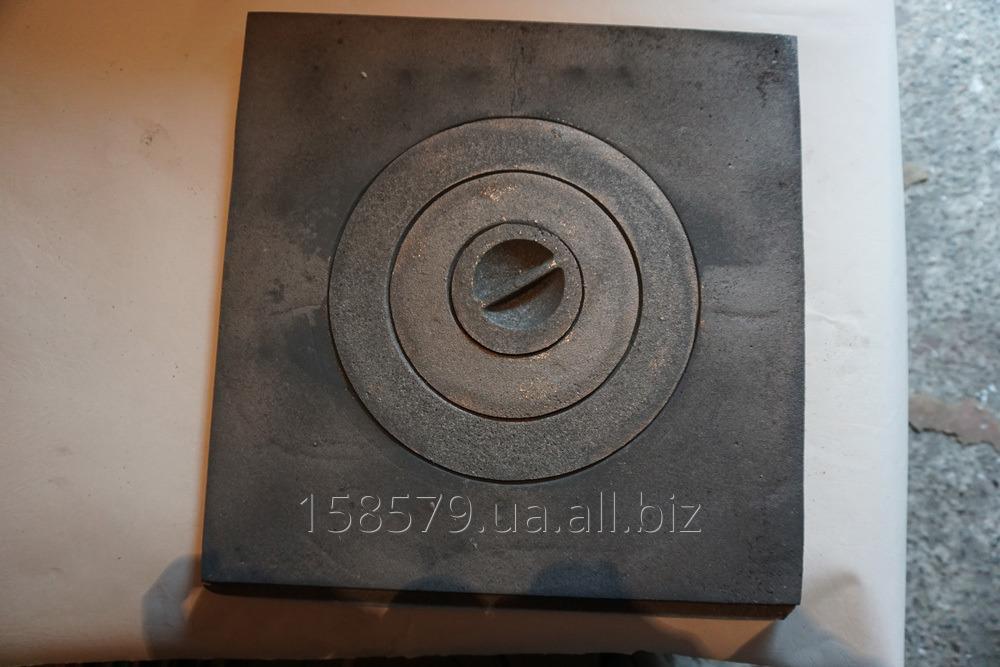 Плита (М)(12) 1-камф. 400х410