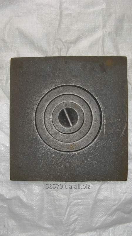 Плита (С) 1-к. (350х380) 9кг