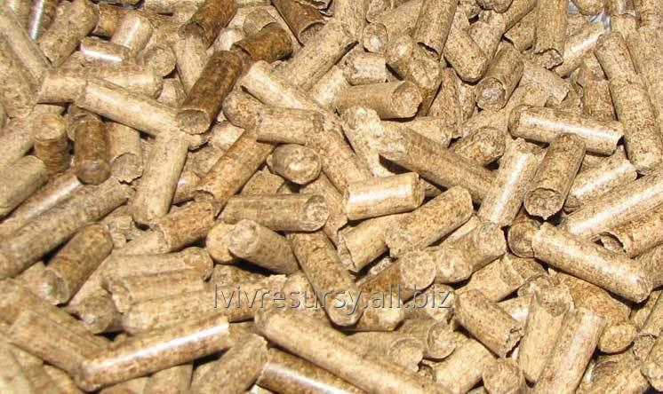 Buy Pellets fuel of straw (Transportation of biofuel to Germany, Poland, Italy, Austria)