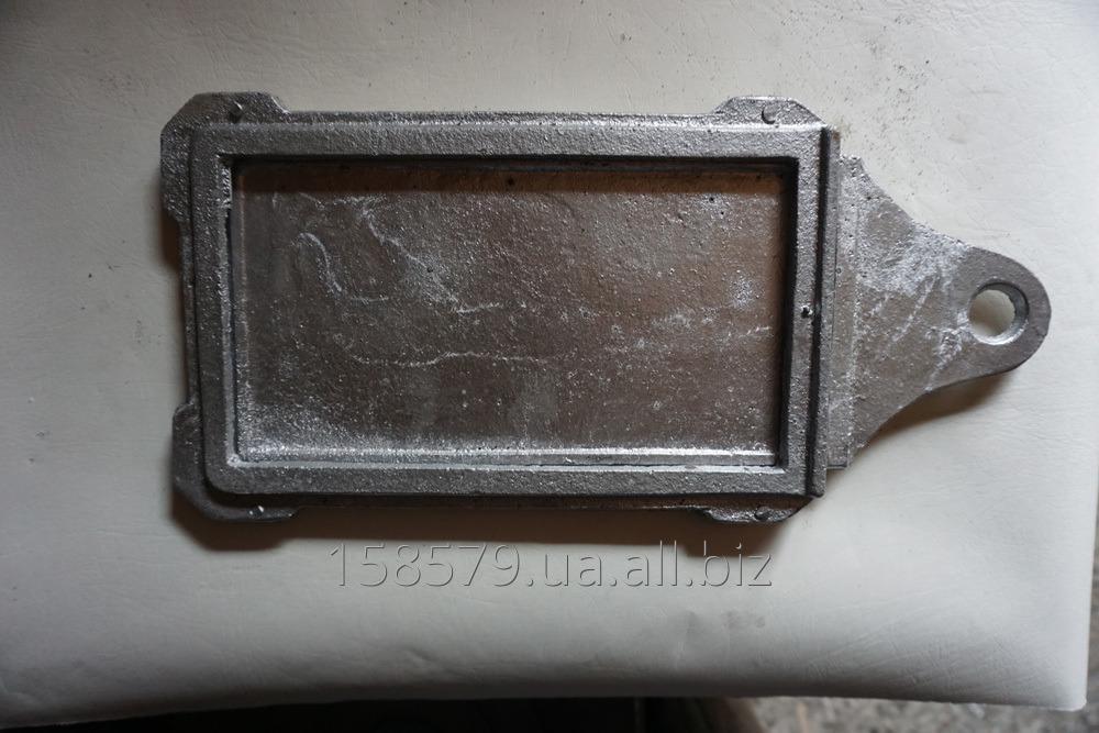 Шибер (З-2) алюмиевый мал. (125х230)