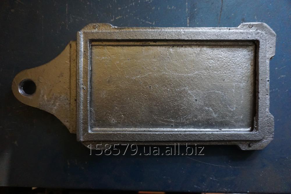 Shuber. Latch (Z-2) aluminum. small