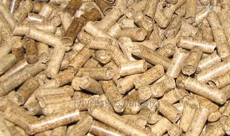 Купить Сырье отопительное из соломы