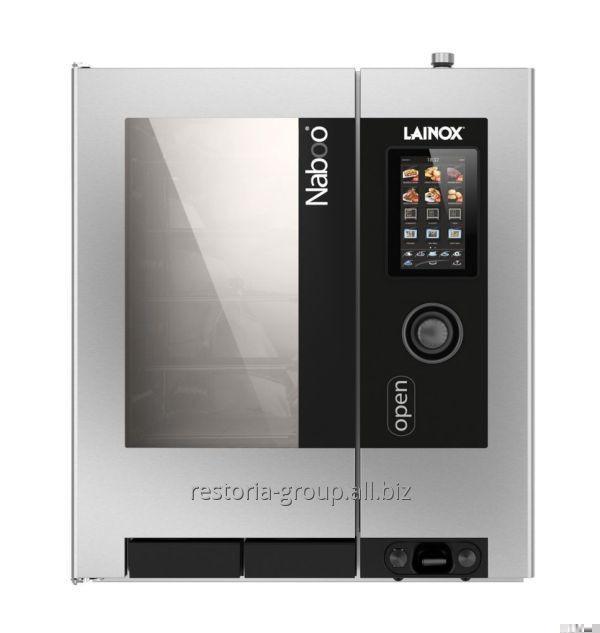 Пароконвектомат Lainox Naboo 101