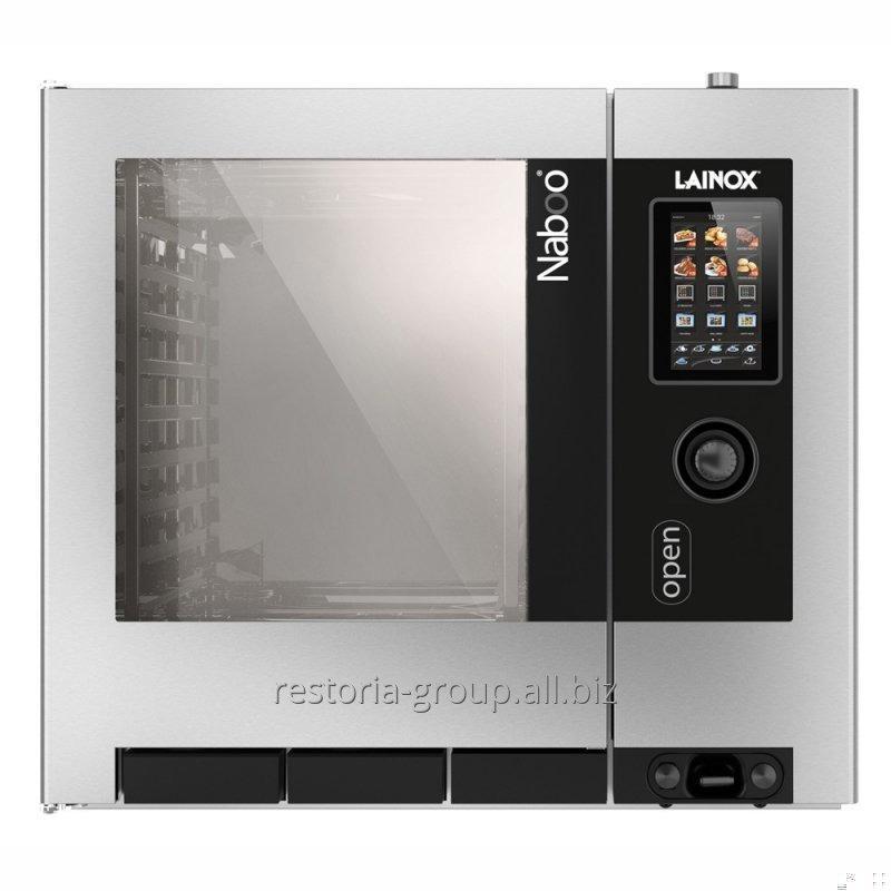 Пароконвектомат Lainox Naboo 102