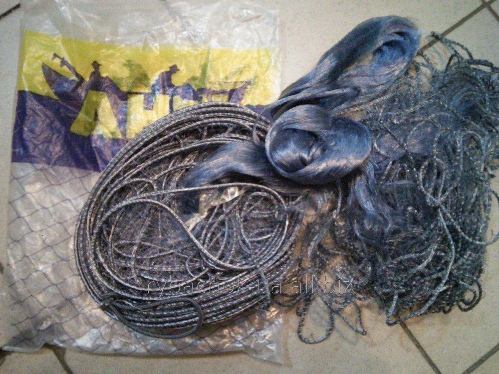 Купить Сеть рыболовная АНТИ, финская, для промышленного лова