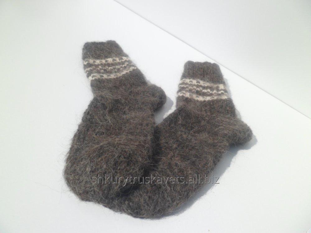 Вовняні шкарпетки в язані 8499b115f449c