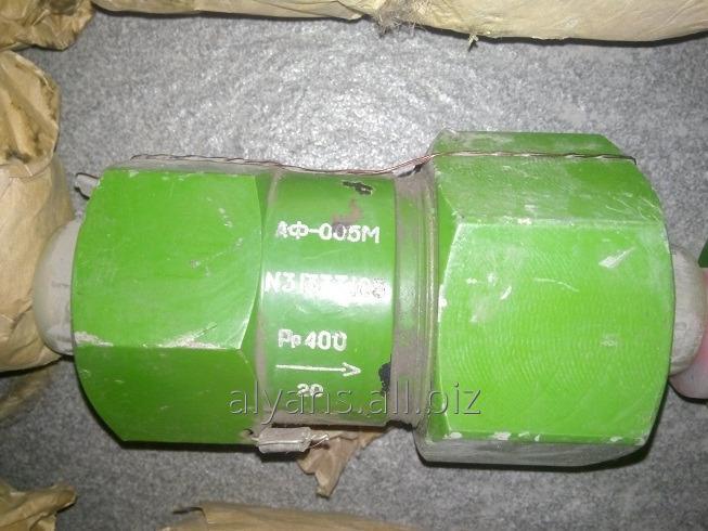 Фильтр газовый АФ-005М ,  Ду20  Рр 400
