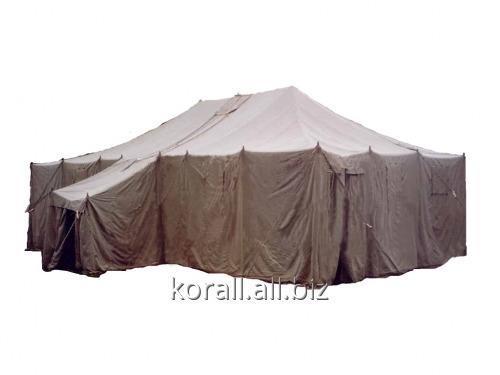 Палатка армейская брезентовая ПМХ