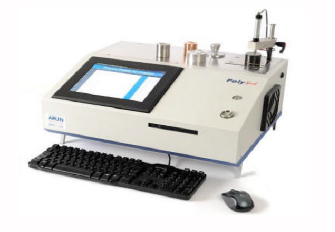 Stationary, desktop spark optiko-issue spectrometer (analyzer) of metals and alloys of PolySpek Junior