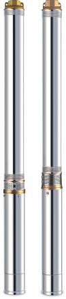 Глубинный скважный центробежный насос Opera QJD 2-70/10-0,75 YTC