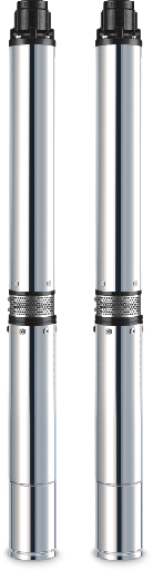 Глубинный скважный погружной насос Opera 100 QJD 2-45/8-0.55  YD (20м)
