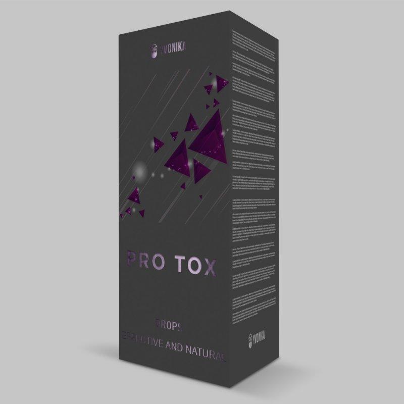 Антипаразитарное средство Pro tox про токс