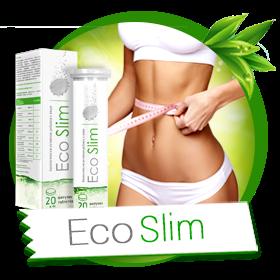 Таблетки для похудения Eco Slim экослим