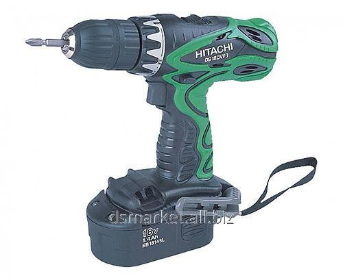 Buy Hitachi DS18DVF3-Ta screw gun