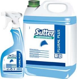 Профессиональное моющее средство для стекла PLURAL