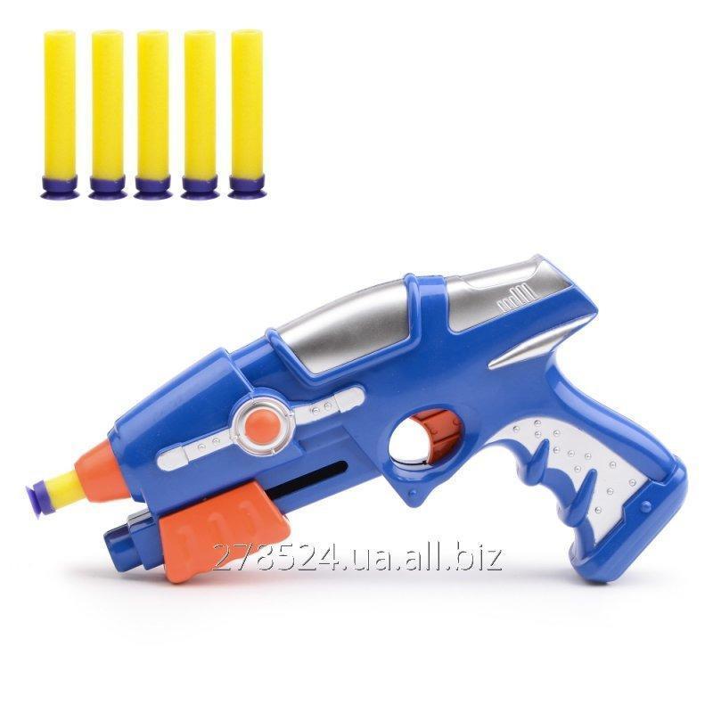 Buy The children's pompovy blaster with the soft IM125 rockets