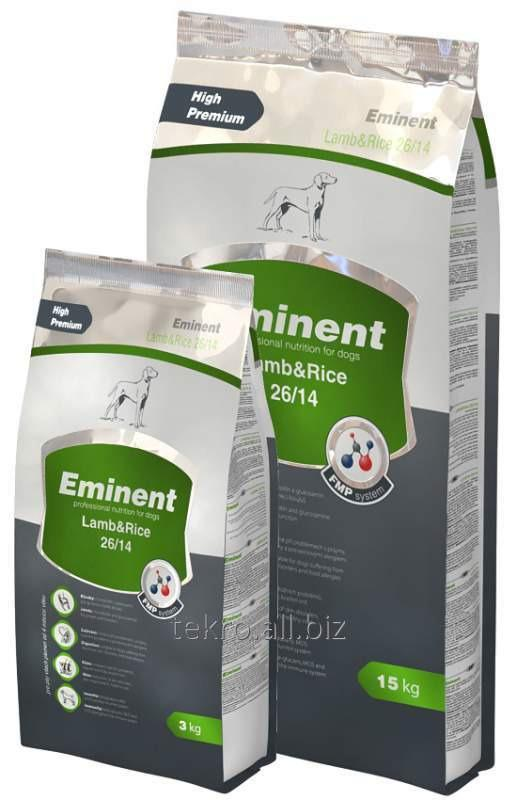 Buy Eminent Lamb & Rice 26/14 dog food