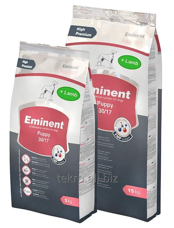 Купить Корм для собак Eminent Puppy Mini Lamb & Rice 30/17