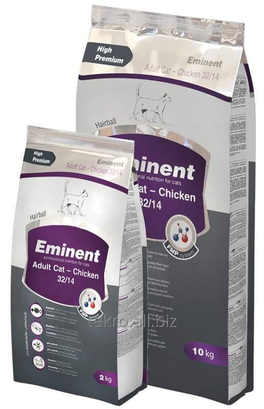 Buy Forage for cats of Eminent Adult Cat chicken