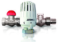 Buy Thermostatic set of Standart of a straight line 1/2, HERZ, Germany