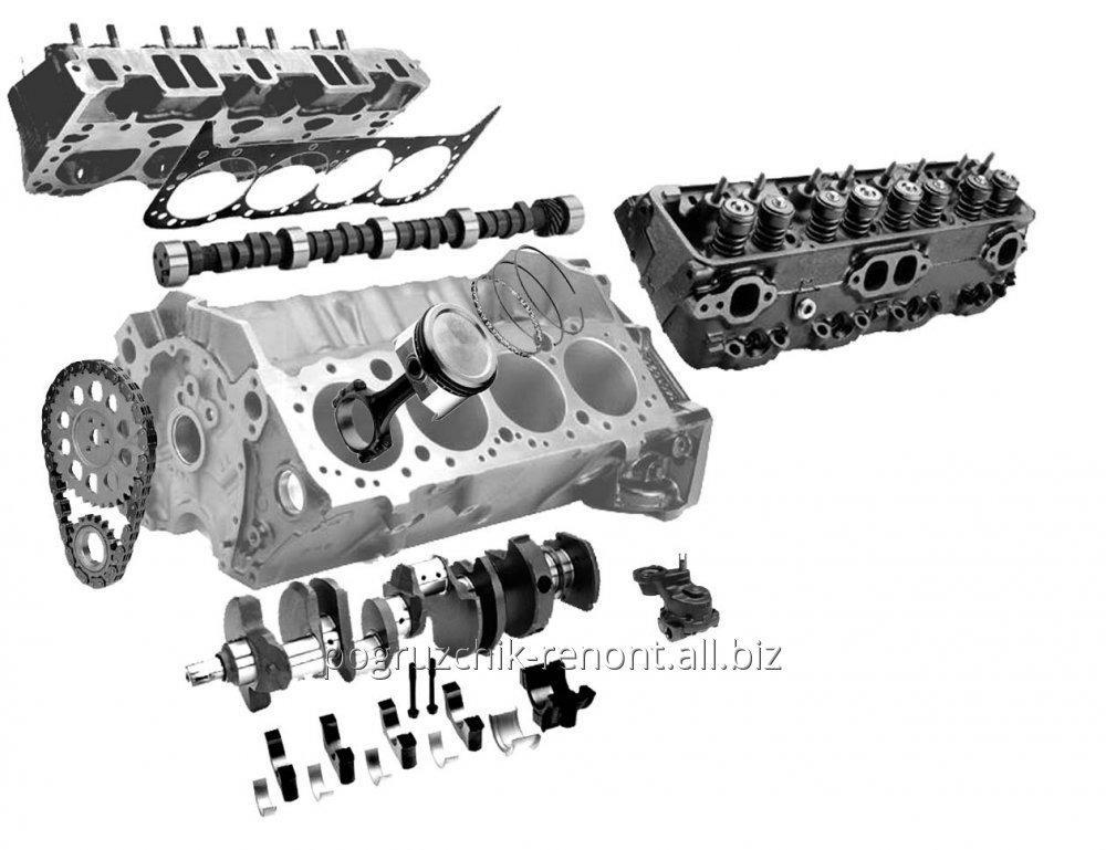 Spare parts for diesel Mitsubishi S4E2 engines and S4E