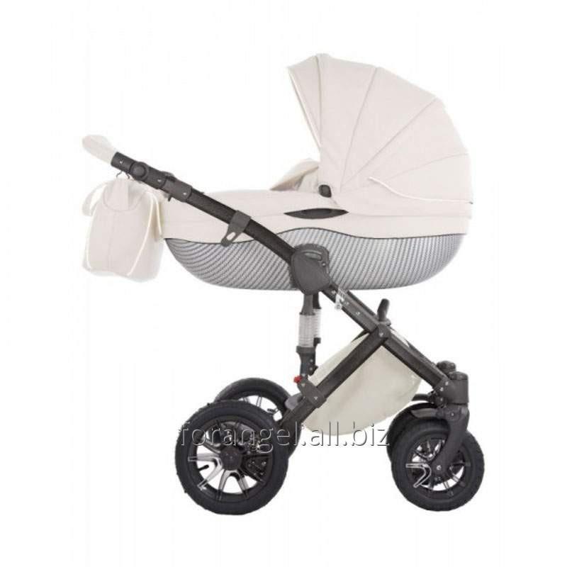 Купить Детская коляска 2 в 1 Tako Junama Impulse Carbon 01