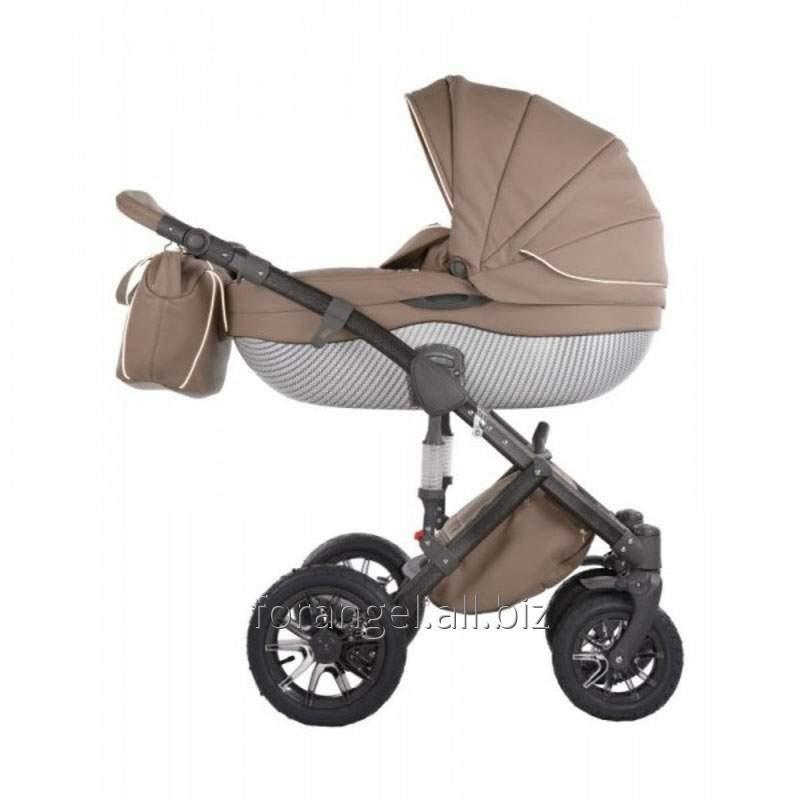 Купить Детская коляска 2 в 1 Tako Junama Impulse Carbon 05