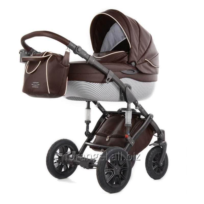 Купить Детская коляска 2 в 1 Tako Junama Impulse Carbon 06, Артикул 101-093