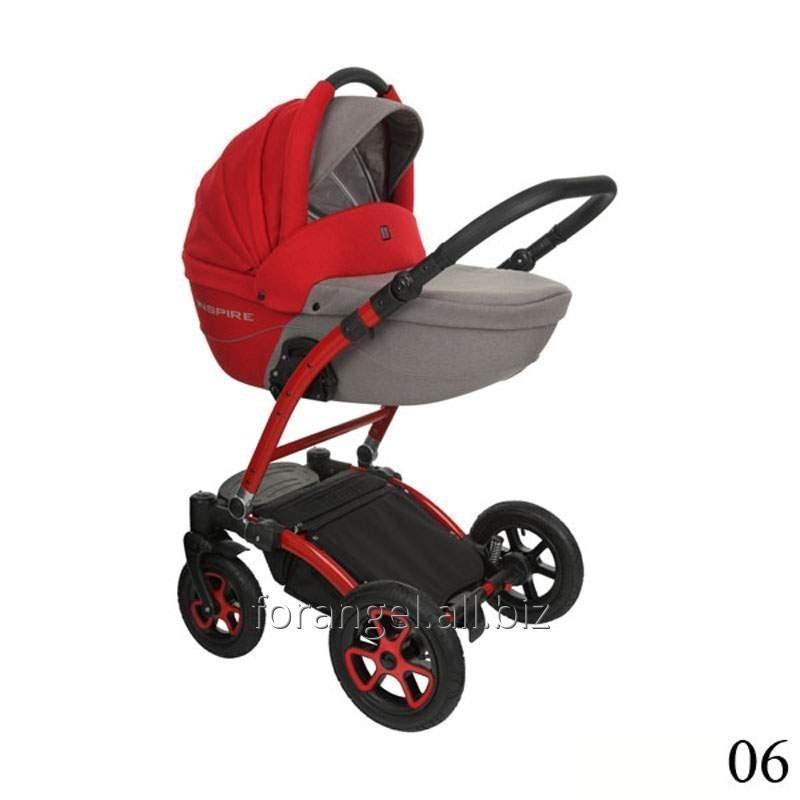 Купить Детская коляска 2 в 1 Tutek Inspire 06