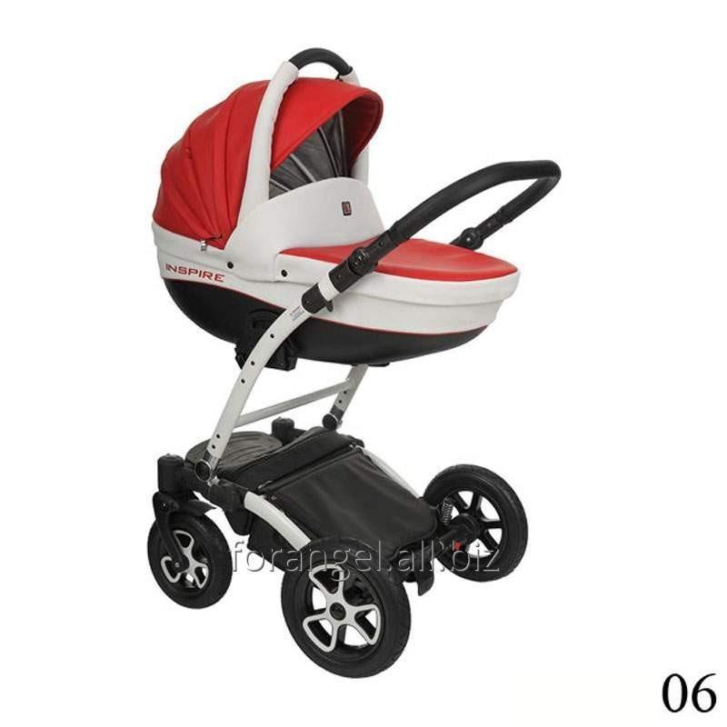 Купить Детская коляска 2 в 1 Tutek Inspire Next Eco 06, Артикул1102-0226