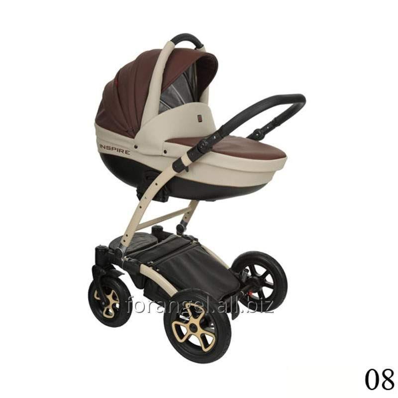 Купить Детская коляска 2 в 1 Tutek Inspire Next Eco 08