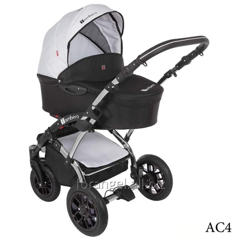 Купить Детская коляска 2 в 1 Tutek Tambero Chrom 04
