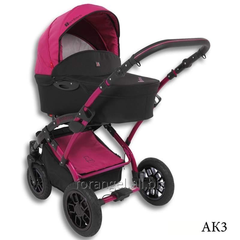 Купить Детская коляска 2 в 1 Tutek Tambero Color 03