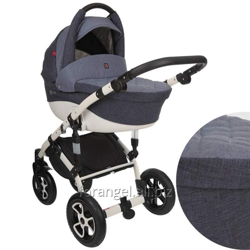Купить Детская коляска 2 в 1 Tutek Tirso 2015 NTR 1 B/B, Артикул 100-478